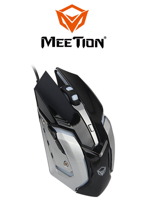 M915 Gaming Mouse- Black (Meetion)