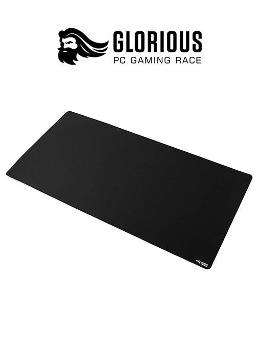 Mouse Pad - 3XL- Black (Glorious)