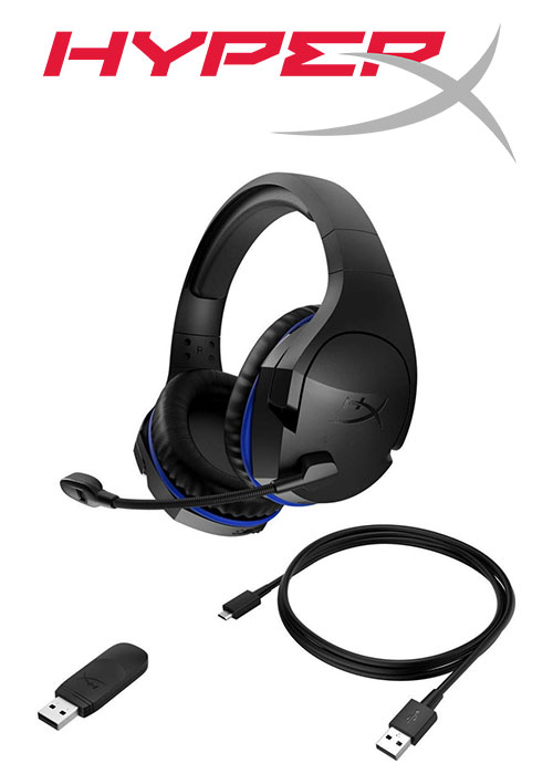 PS4 Cloud Stinger Wireless Gaming Headset (HyperX)
