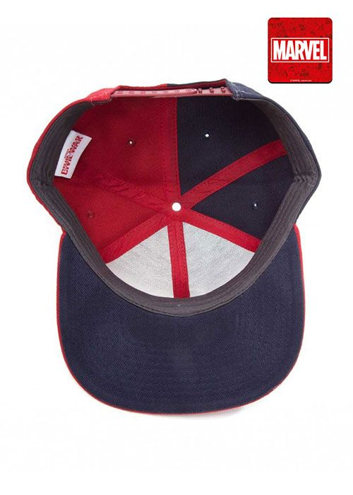 Marvel - Captain America vs Iron Man Snapback