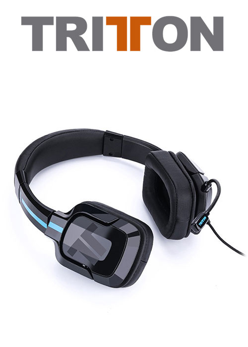 Kama PS4 Headset Wired Stereo Tritton