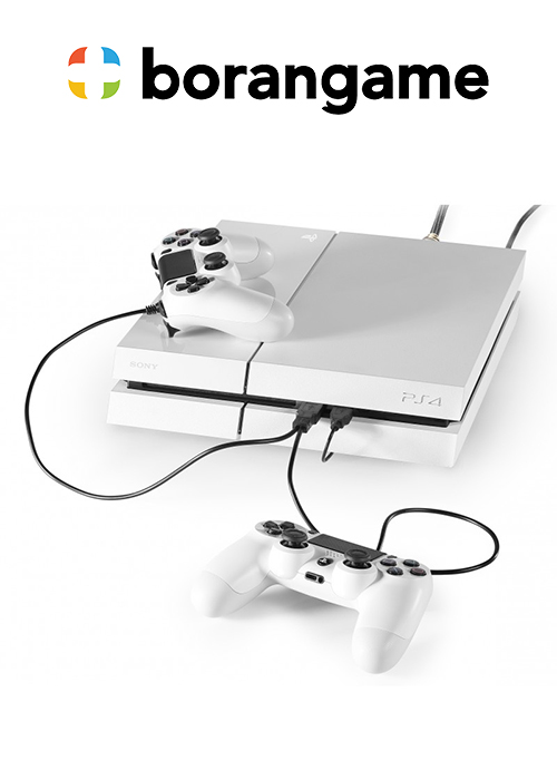 Horizontal Desktop Stand For Xbox & Playstation With Cooling (Borangame)