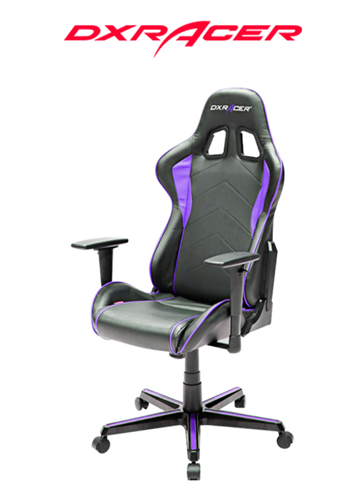 DXRACER CHAIR FORMULA BLACK/VIOLET