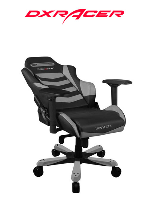 DXRACER CHAIR IRON BLACK/GRAY