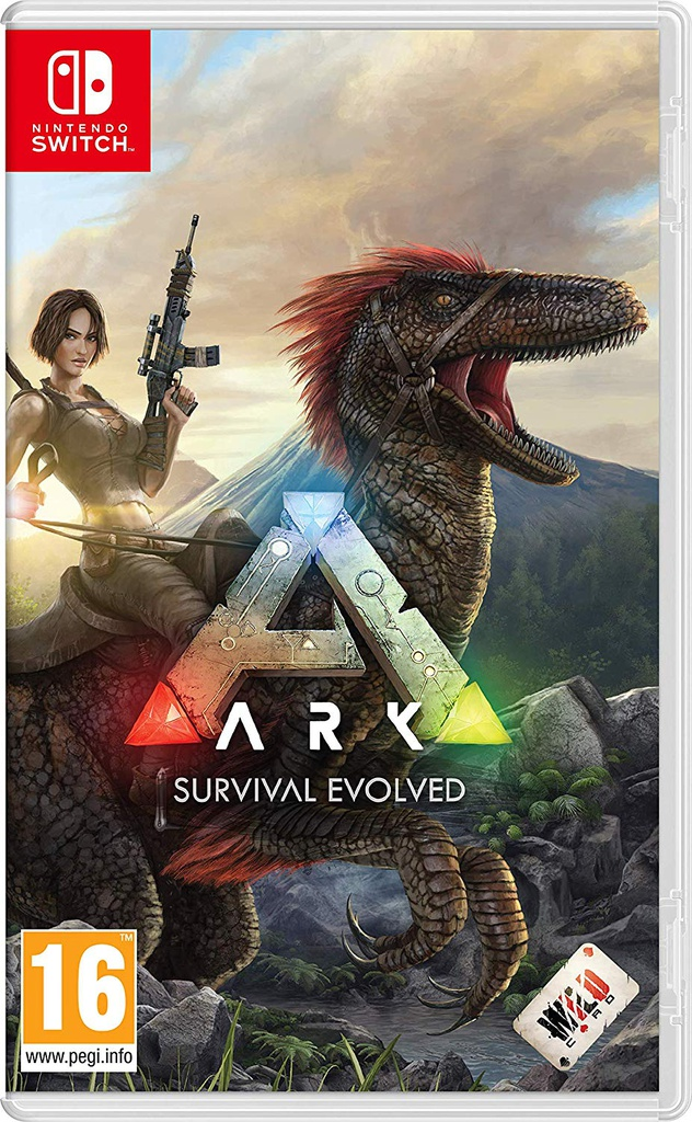 NS Ark: Suvival Evolved PAL