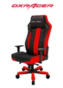 DXRACER CHAIR CLASSIC BLACK/RED