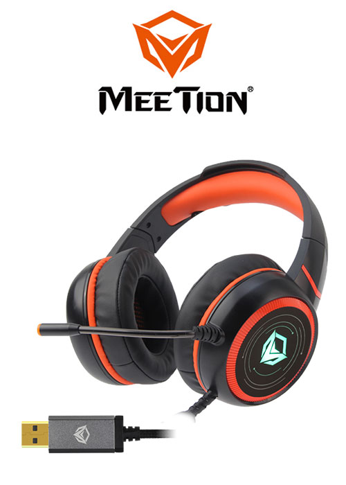Meetion HP030 Hifi Backlit Gaming Headset
