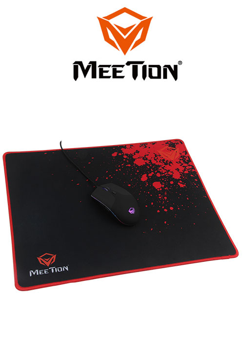 Meetion Mat Square Game Mouse Pad