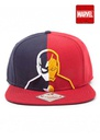 Marvel - Captain America vs Iron Man Snapback Cap