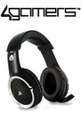 4Gamers PS4 PRO4-100 Wireless Stereo Headset - Black