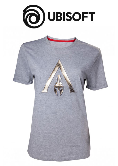 Assassin's Creed Odyssey - Embossed Odyssey Logo Women's T-shirt - L
