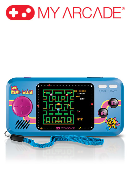 My Arcade MS.PAC-MAN POCKET PLAYER