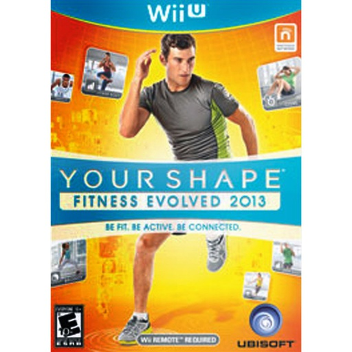 [1384] Wii U Your Shape Fitness Evolved 13