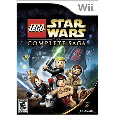 [1694] Wii LEGO Star Wars: The Complete Saga