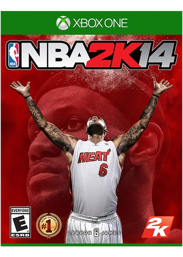[22019] XB1 NBA 2K14 NTSC