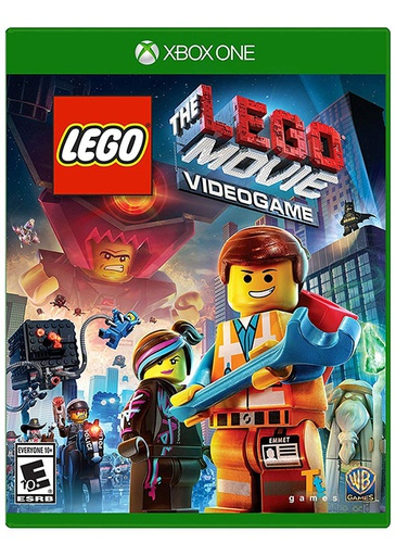 [22267] XB1 The LEGO Movie: Videogame PAL