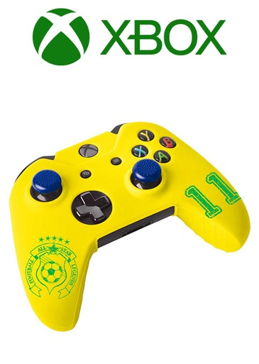 [22327] XB1 SKIN & All / Caps - Champion Edition Collection - Brazil (Subsonic)