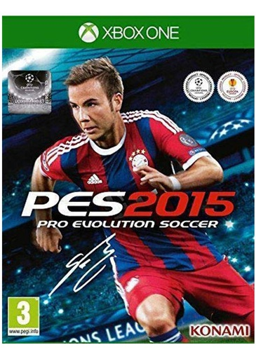 [52493] XB1 PES15 PAL (Arabic)