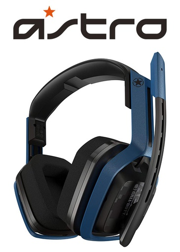 [203765] ASTRO PS4 A20 Wireless Gaming Headset COD Edition Black/Blue