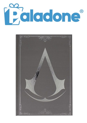 [204241] Paladone Assassins Creed Notebook