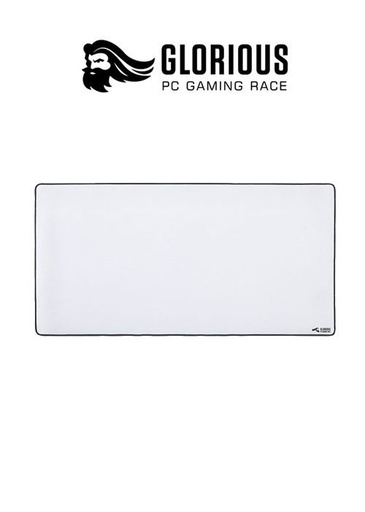 [204271] Glorious Mouse Pad - XXL- White