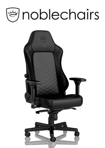 [434516] Noblechairs HERO Gaming Chair - black