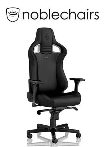 [675954] Noblechairs EPIC  Series - BLACK EDITION