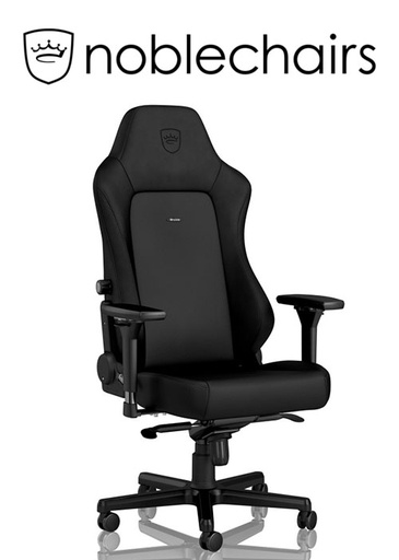 [675956] Noblechairs HERO  Gaming Chair - BLACK EDITION