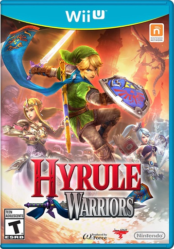 [676548] Wii U Hyrule Warriors NTSC